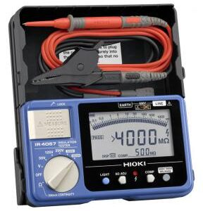 hioki-ir4057-insulationtester