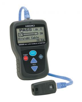 Hioki LAN Cable HiTester 3665-20